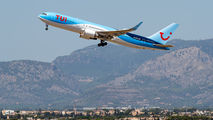 G-OBYE - TUI Airways Boeing 767-300ER aircraft