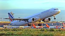 F-GTAX - Air France Airbus A321 aircraft