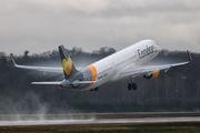 D-AIAD - Condor Airbus A321 aircraft