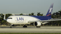 CC-CCZ - LAN Airlines Boeing 767-300 aircraft