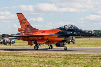 J-015 - Netherlands - Air Force Lockheed Martin F-16A Block 20 MLU