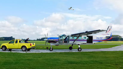 PH-FST - Private Cessna 208 Caravan