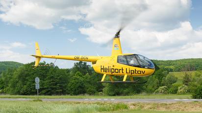 OM-DCN - Private Robinson R44 Astro / Raven