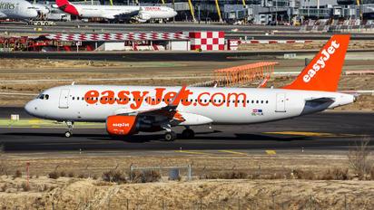 OE-IJK - easyJet Europe Airbus A320