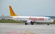 TC-AIS - Pegasus Boeing 737-800 aircraft