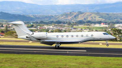 N999YY - Private Gulfstream Aerospace G650, G650ER