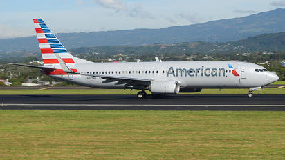 N963NN - American Airlines Boeing 737-8K2