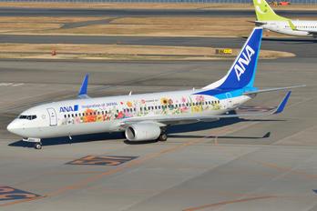 JA85AN - ANA - All Nippon Airways Boeing 737-800