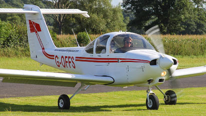 G-OFFS - Private Piper PA-38 Tomahawk