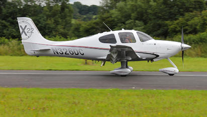 N326DC - Private Cirrus SR22