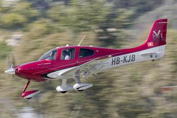 HB-KJB - Private Cirrus SR22