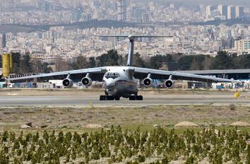 5-8209 - Iran - Islamic Republic Air Force Ilyushin Il-76 (all models)