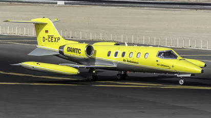 D-CEXP - Air Alliance Learjet 35