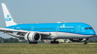PH-BGH - KLM Boeing 787-9 Dreamliner