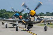 N251JC - Cavanaugh Flight Museum North American P-51D Mustang aircraft