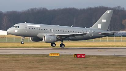 9H-AGM - Privajet Airbus A319