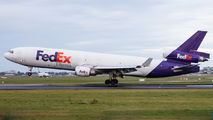 N625FE - FedEx Federal Express McDonnell Douglas MD-11F aircraft