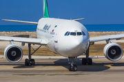 EP-MNK - Mahan Air Airbus A300 aircraft