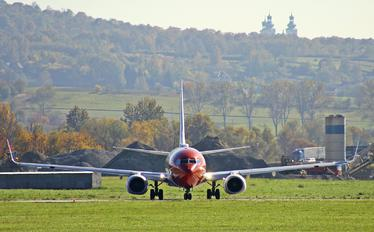 LN-NHG - Norwegian Air Shuttle Boeing 737-800