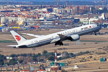 B-7877 - Air China Boeing 787-9 Dreamliner