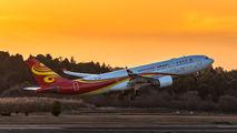 B-LND - Hong Kong Airlines Airbus A330-200 aircraft