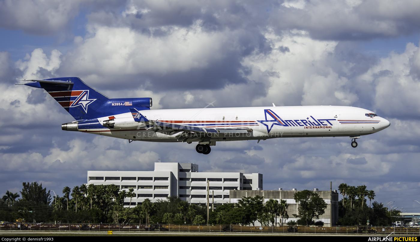 Amerijet International N395AJ aircraft at Miami Intl