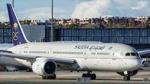 HR-AR11 - Saudi Arabian Airlines Boeing 787-9 Dreamliner aircraft