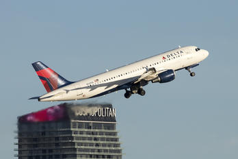 N317US - Delta Air Lines Airbus A320