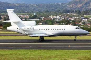 N793CG - Private Dassault Falcon 900 series