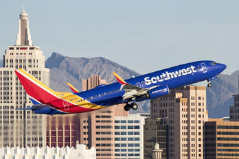 N8671D - Southwest Airlines Boeing 737-800