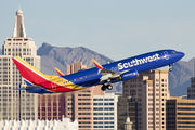 N8671D - Southwest Airlines Boeing 737-800 aircraft