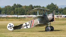 OK-TAV58 - Germany - Imperial Air Force (WW1) Fokker DR.1 Triplane (replica) aircraft