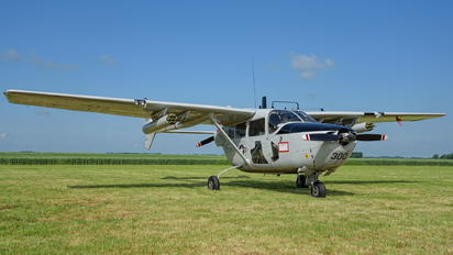 N590D - Private Cessna O-2A
