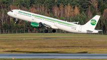 D-ASTV - Germania Airbus A321 aircraft