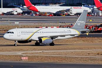 SU-NMC - Nesma Airlines Airbus A320