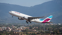 D-AXGE - Eurowings Airbus A330-200 aircraft