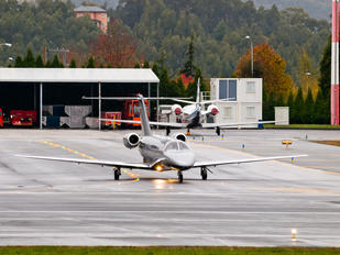OO-EDV - Air Service Liege Cessna 525B Citation CJ3