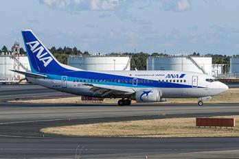 JA307K - ANA Wings Boeing 737-500
