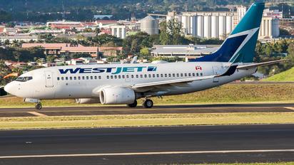 C-GWBJ - WestJet Airlines Boeing 737-700