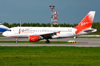 VP-BDY - Vim Airlines Airbus A319