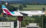 D-AIZV - Eurowings Airbus A320 aircraft