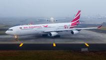 3B-NBJ - Air Mauritius Airbus A340-300 aircraft