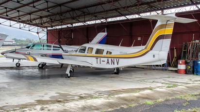TI-ANV - Private Piper PA-32 Cherokee Lance