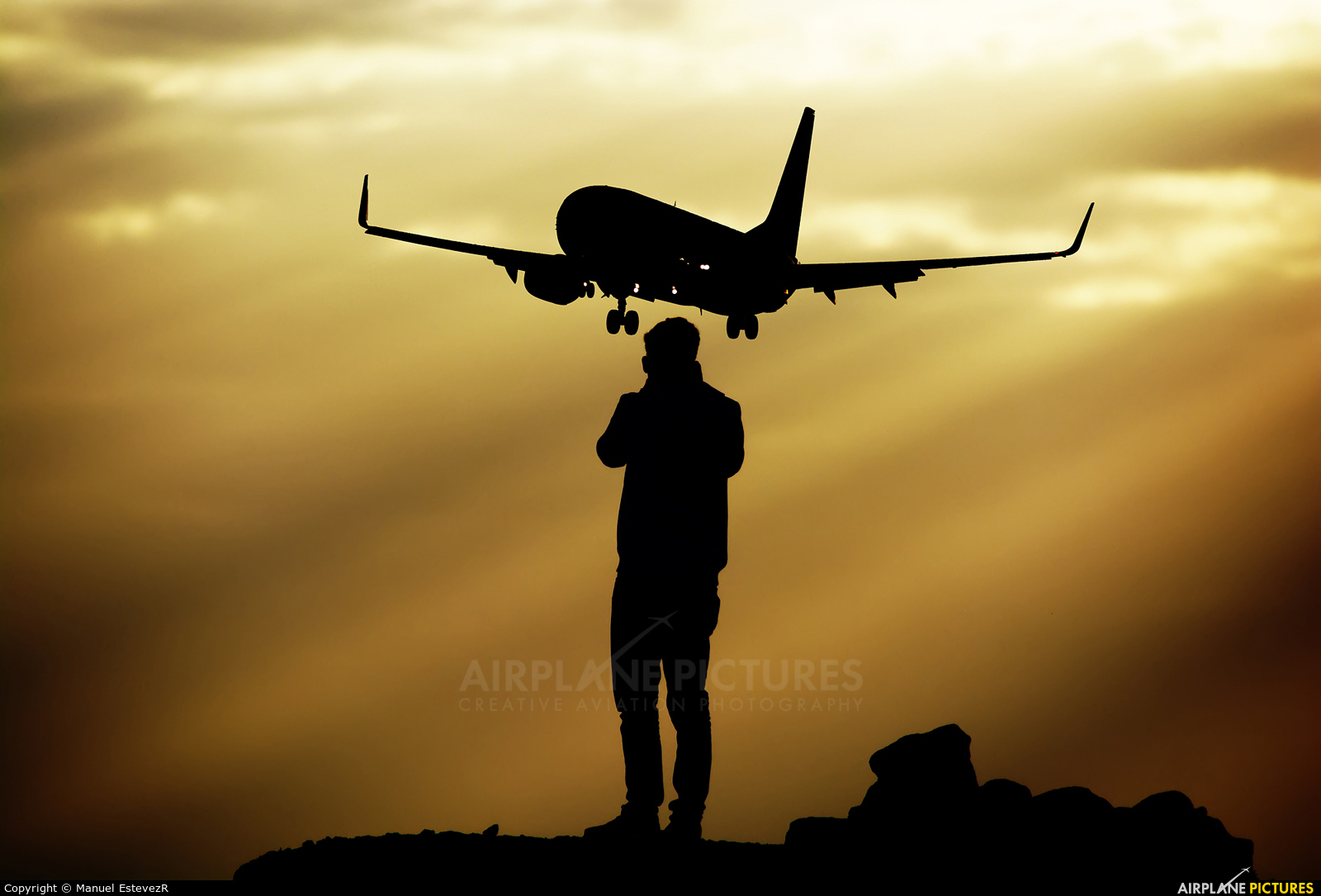 - Airport Overview  aircraft at Tenerife Sur - Reina Sofia