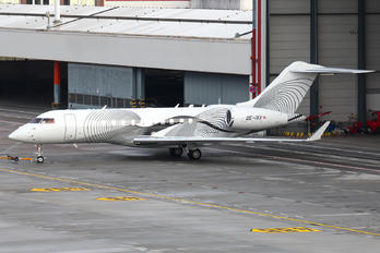 OE-IXX - Avcon Jet Bombardier BD-700 Global 5000