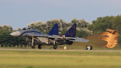 11 - Hungary - Air Force Mikoyan-Gurevich MiG-29B