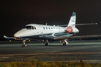 PH-HGT - Air Service Liege Cessna 680 Sovereign