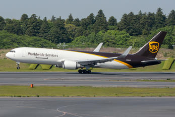N306UP - UPS - United Parcel Service Boeing 767-300F