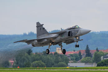9244 - Czech - Air Force SAAB JAS 39C Gripen