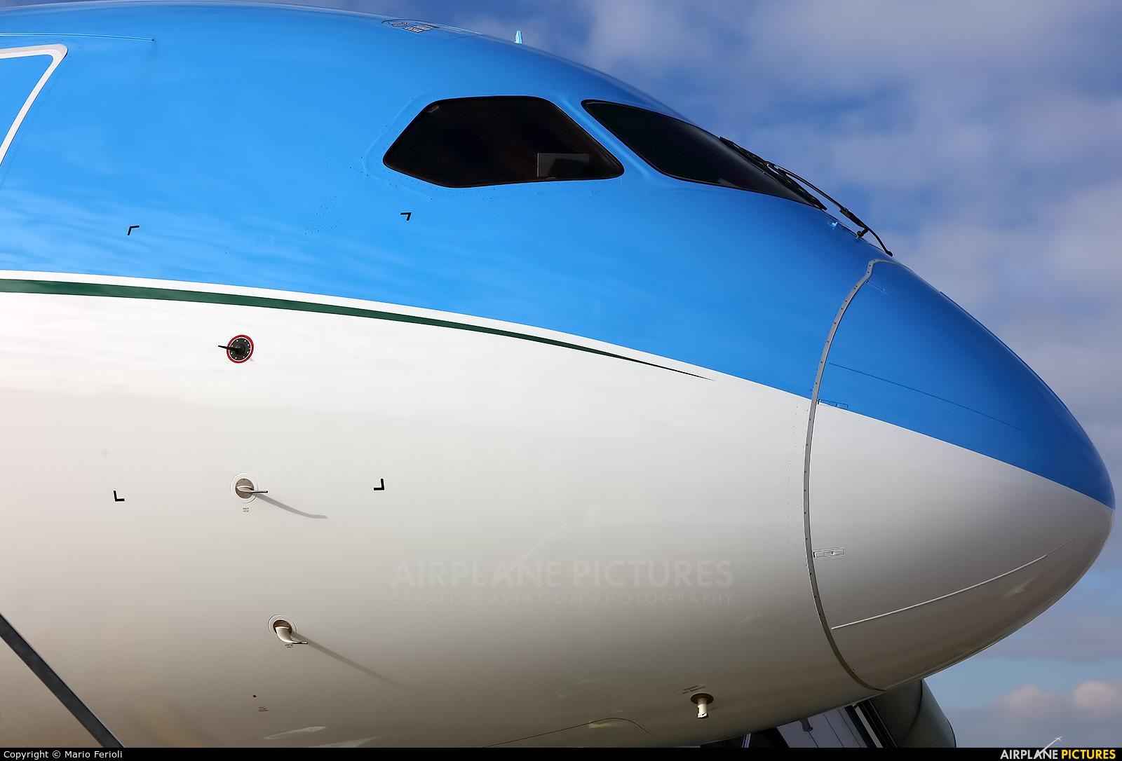 Neos EI-NEO aircraft at Milan - Malpensa